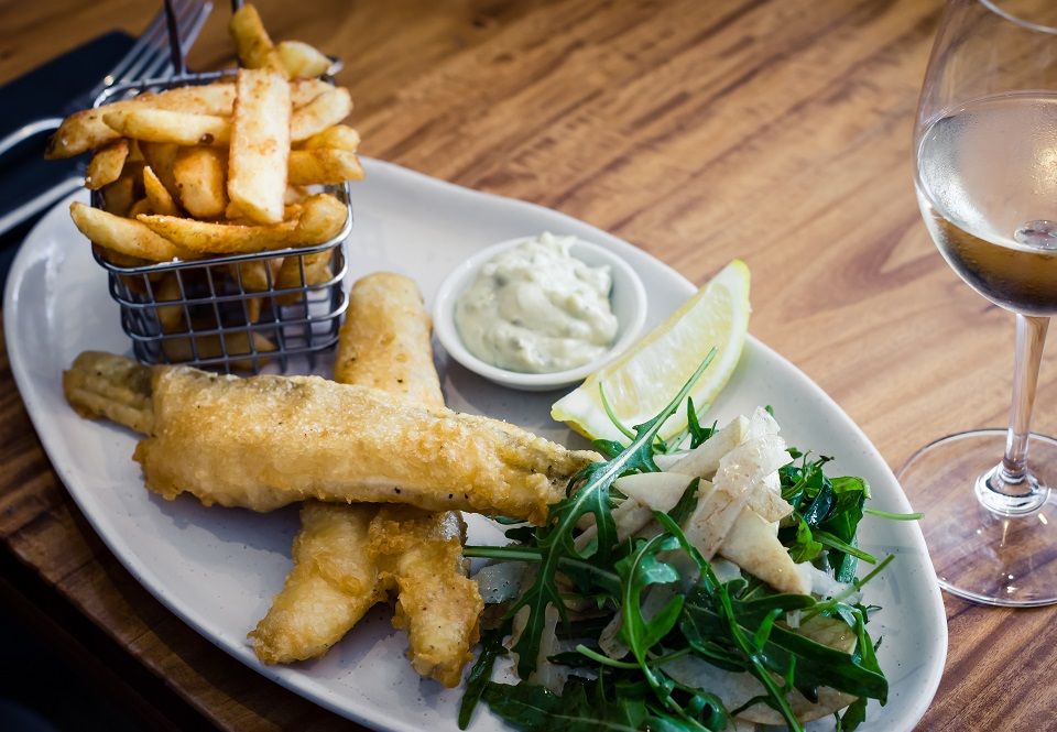 Best Pub Food - Caledonian Hotel North Adelaide